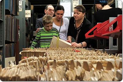 Библиодень в Химках РГБ 12 октября в отделе газет отделе диссертаций и отделе хранения расположенных в Химкинском комплексе РГБ прошел Библиодень